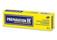 Náhled Preparation H