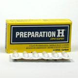 Preparation H čípky