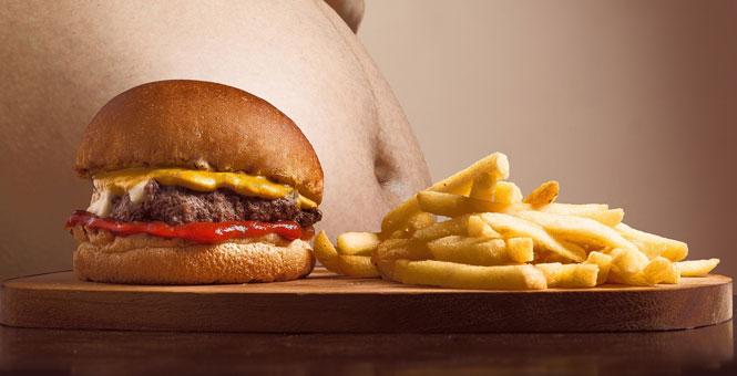 Nevhodné stravování a styl života